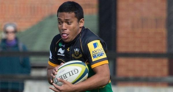 U16 Suva Ma'asi Starts For England