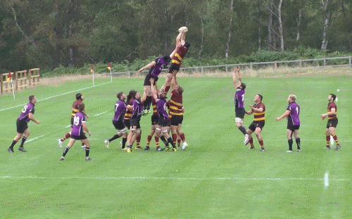 1stXV 66 Leicester Lions 7