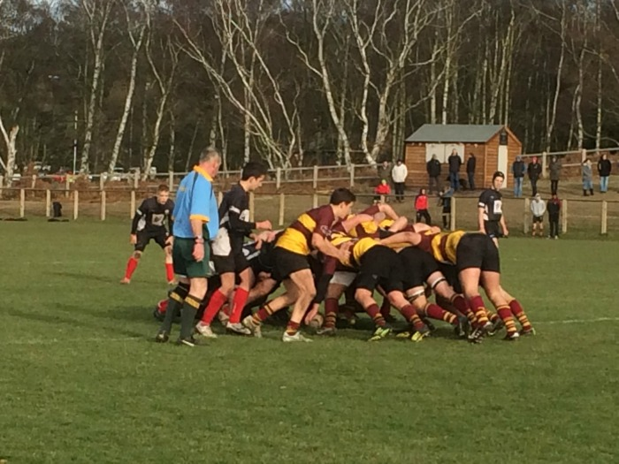 14th December – Saracens HML Div. 1