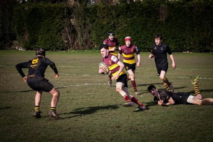 8 February 2015 – Wasps  HML