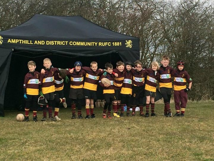 Ampthill 'B' U9s – Plate Runners Up 2015