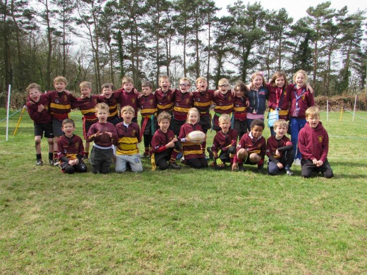 Ampthill U7's Holt Festival Winners 2014 – 2015