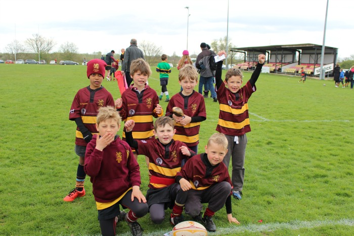 U7s Win at Peterborough Festival 2014 – 2015