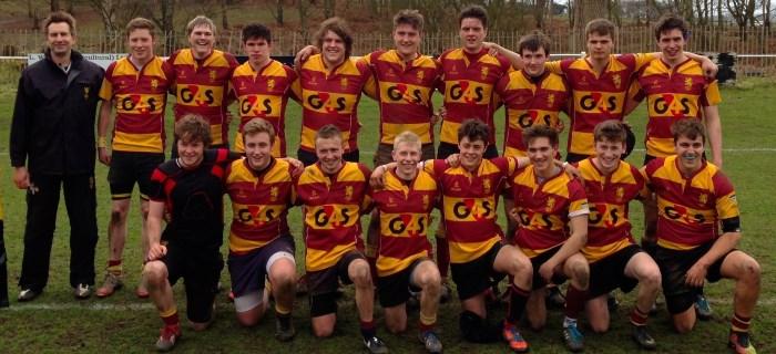 U18 Season Report 2015