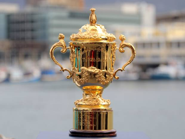 Rugby World Cup Visits Bedford