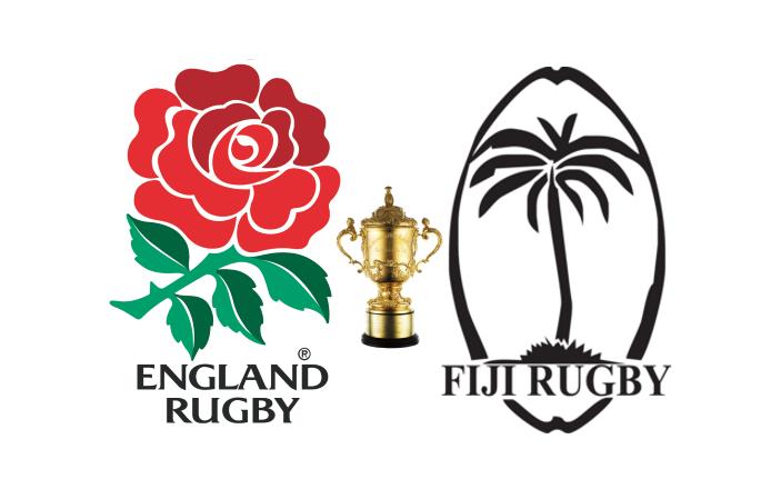 RWC Opening Ceremony & England v Fiji