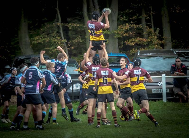 U16 Beds Cup Match – Ampthill 24 v 10 Bedford
