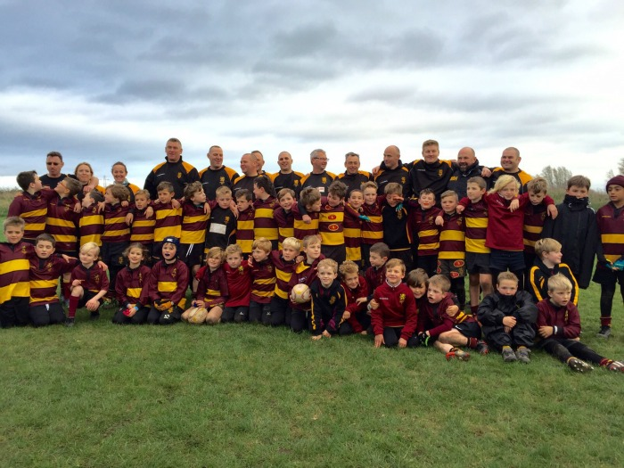 Ampthill U9's Peterborough Festival November 2015