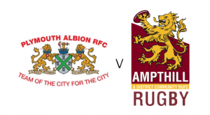 Plymouth Albion v Ampthill