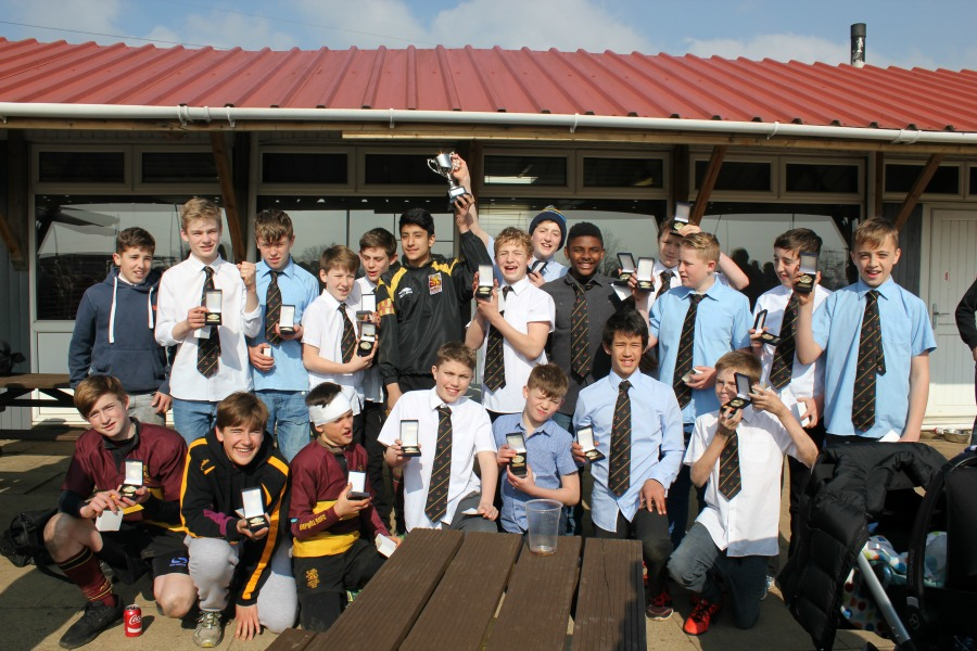 Ampthill U13 Crowned East Midlands Champions  !!!