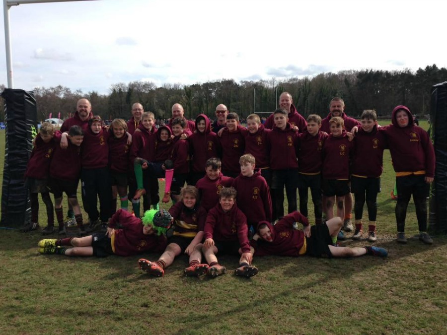 U12 End Of Season Report 2015-2016