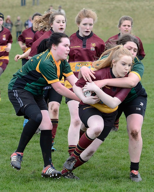 Ampthill Girls U15 Match Report, Apr 17, 2016