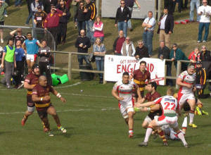 Barrett Break And Pass To Lutui