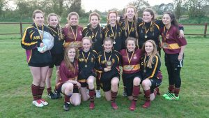 Ampthill Girls 2015-2016