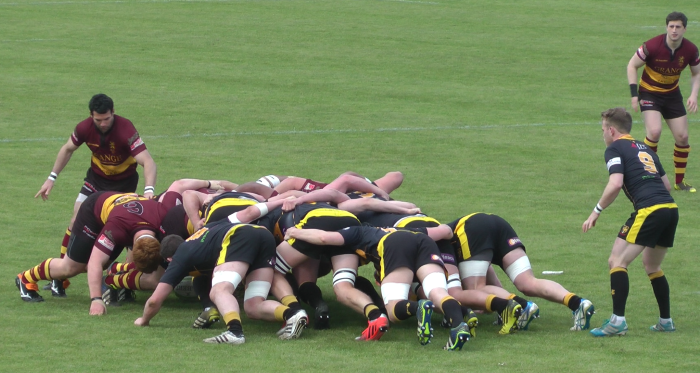 Ampthill 35 Esher 20, Sat Sep 15, 2018, National 1