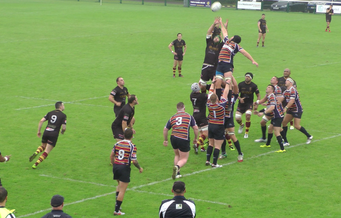Old Albanians 17 1stXV 18, Match Report, Sep 10