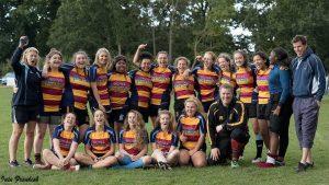 U18 Girls 2016-17