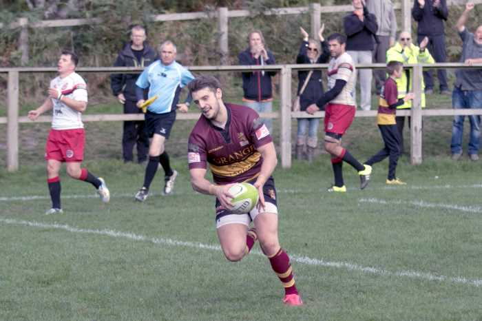 1stXV 26, Moseley 8, Match Report