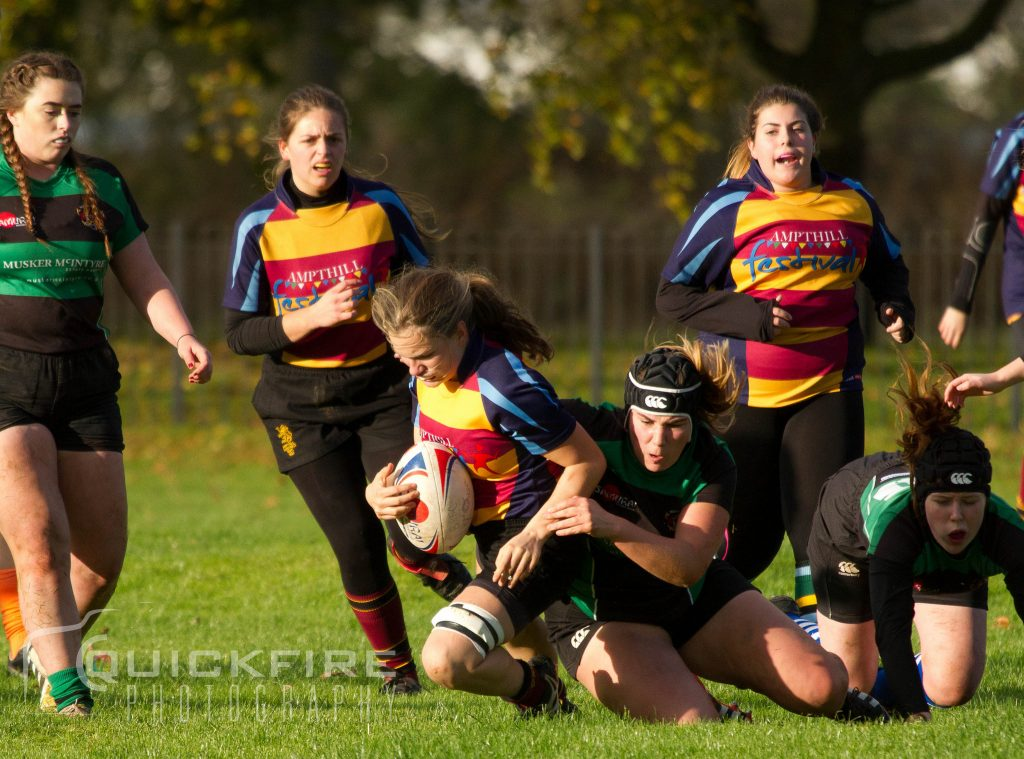 RFU U18 Girls National Cup Match Reports