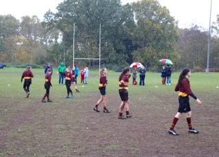 U13 Girls v Old Northamptonians