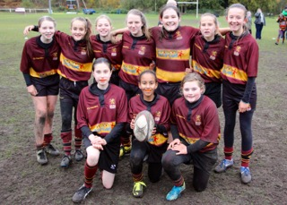 U13 Girls v Old Northamptonians, Match Report