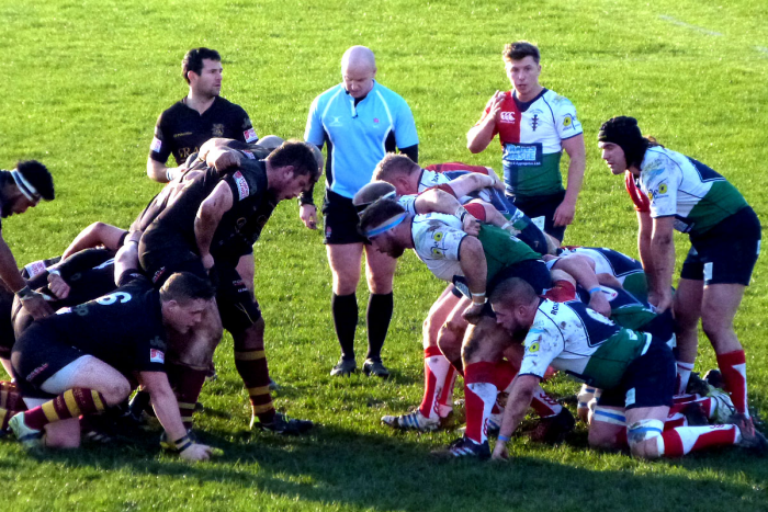 Hull Ionians 13 1stXV 49, Match Report