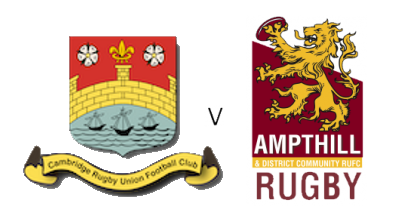 Lunch Invitation, Cambridge v 1stXV, Sat Feb 10, 2018 National 1