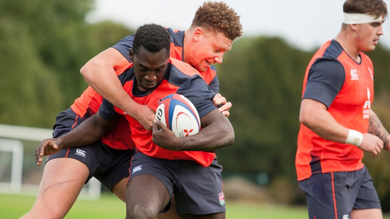 6N U20 England v France, Earl, Isiekwe and Mitchell Selected