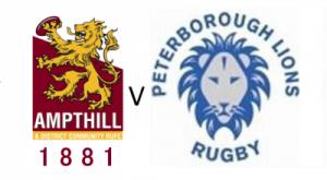 1881 v Peterborough Lions
