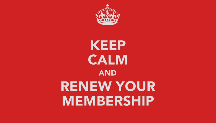 Membership Renewal & Mini & Youth Registration