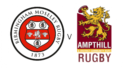 Birmingham Moseley 26 v 40 1st XV, Sat 6th Apr 2019