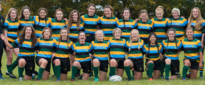Ampthill Girls in East Midlands Success