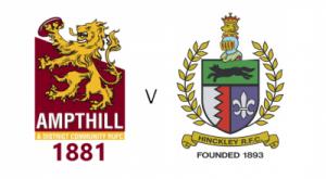 Ampthill 1881 v Hinckley 2ndXV