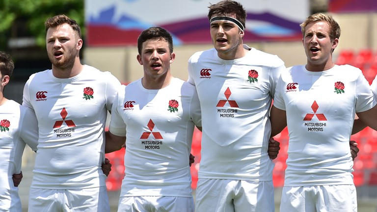 Toby Trinder And Gabriel Oghre Selected For England U20