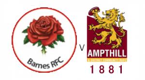 Barnes 2ndXV v Ampthill 1881