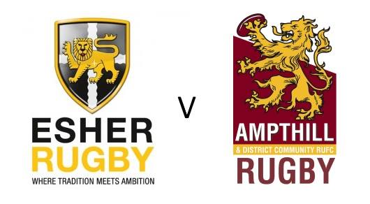 Esher v 1stXV, Spaces Available For Lunch, Jan 13, 12:30