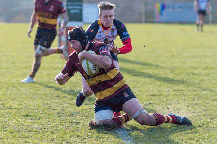 1stXV 30 Caldy 14 , Sat Feb 17, 2018, National 1