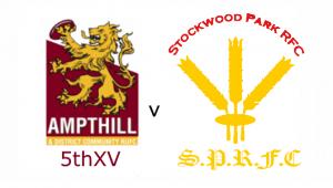 5thXV v Stockwood Park