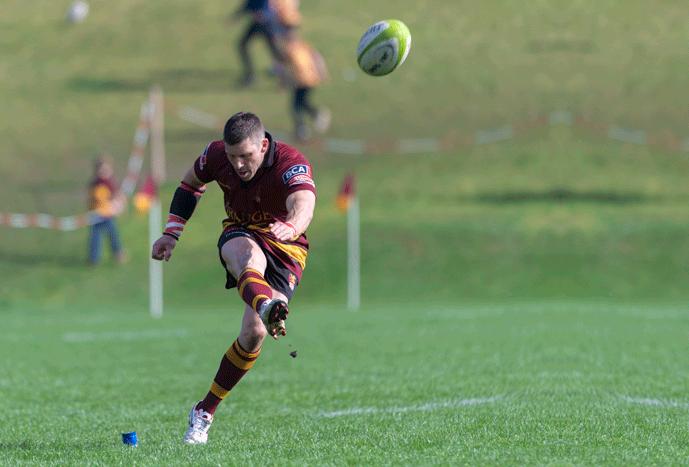 James Pritchard Kicked Four Goals