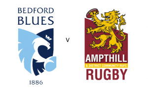 Bedford Blues 28 1stXV 31, Wed Dec 26