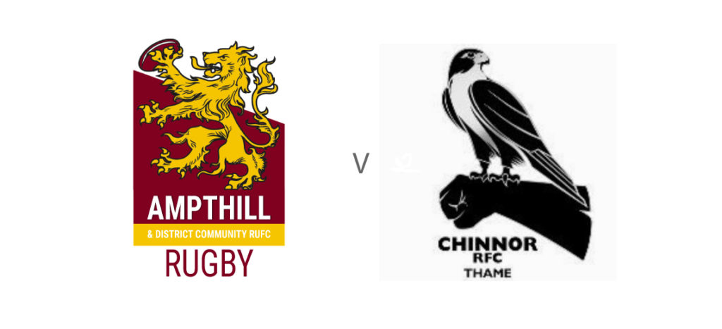 Ampthill Rugby vs Chinnor @ Dillingham Park