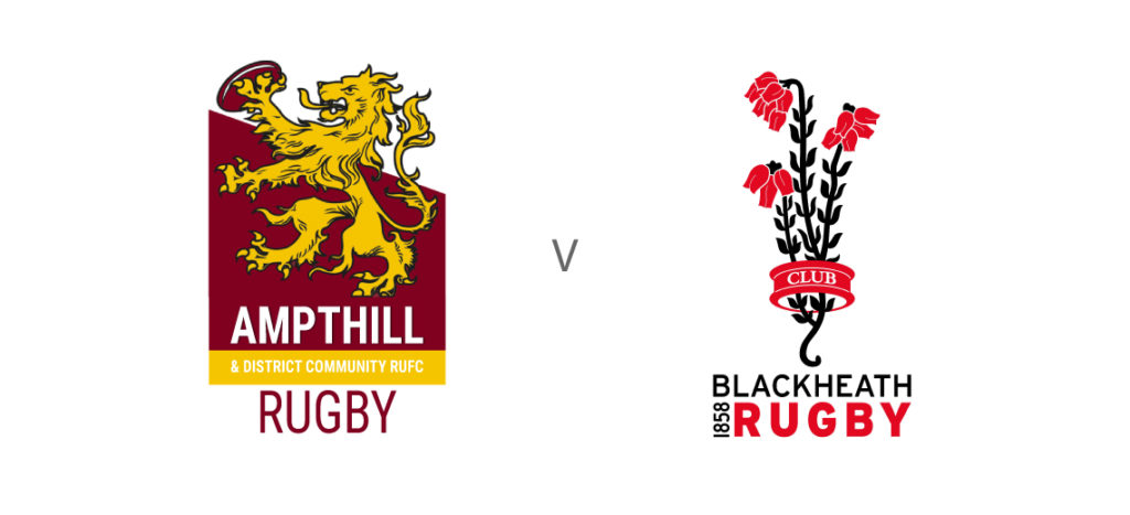 Ampthill Rugby vs Blackheath @ Dillingham Park