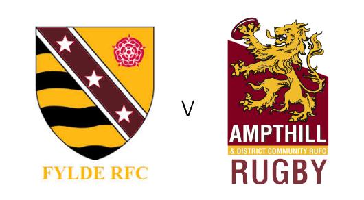 Fylde v Ampthill, Sat Aug 25, Pre-Season Squads