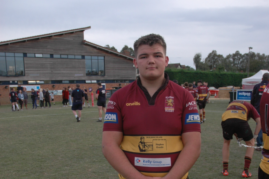 Old Northamptonians Colts v Ampthill Academy, 15th September 2018