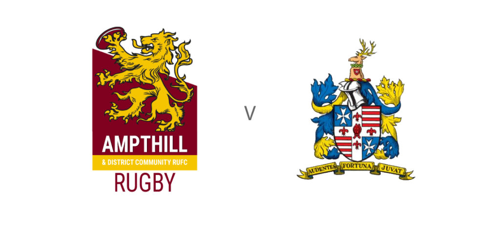 Ampthill Rugby vs Rosslyn Park @ Dillingham Park
