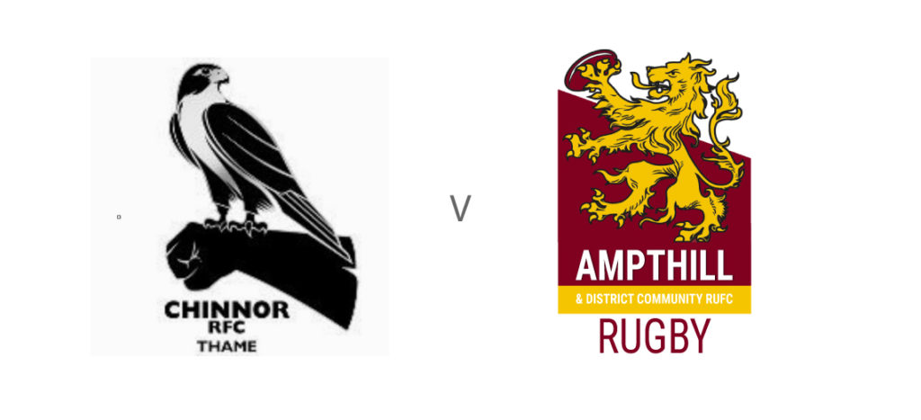 Chinnor V Ampthill, Saturday 8th August, 2018