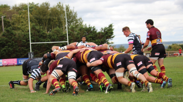Chinnor 38 1stXV 33, Sat Sep 08, 2018, National 1