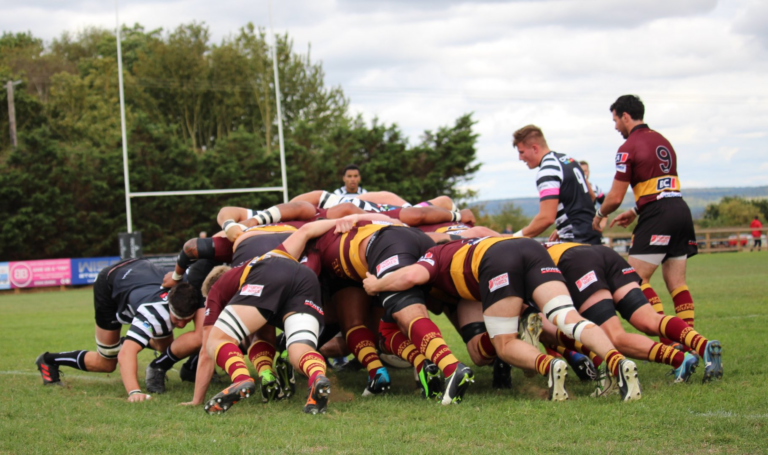 Scrum at Chinnor