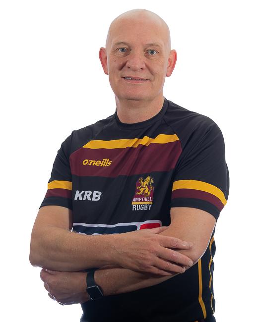 Keith Bateman – 1stXV Team Manager