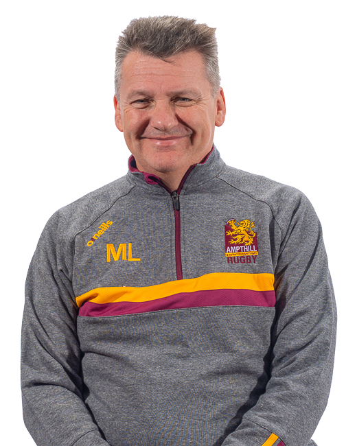 Mark Lavery – Director of Rugby